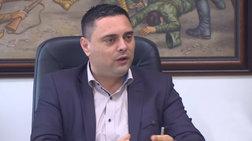 Αντιπρόεδρος VMRO: Θα ψήφιζα υπέρ αν ήμουν βουλευτής αλλά υπό προϋποθέσεις