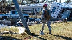 Τουλάχιστον 30 νεκροί από τον κυκλώνα Μάικλ στις ΗΠΑ