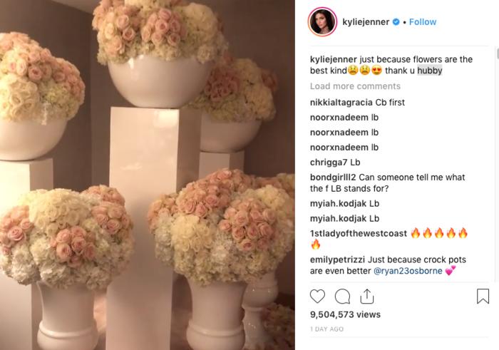Μυστικός γάμος για την Κάιλι Τζένερ ρίχνει το Instagram - εικόνα 2