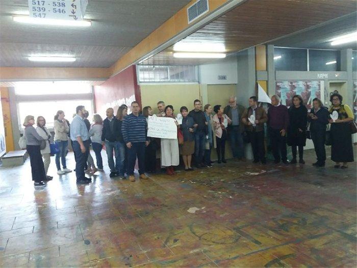 Ένταση στη Φιλοσοφική του ΕΚΠΑ μετά την «έξωση» στον Ρουβίκωνα