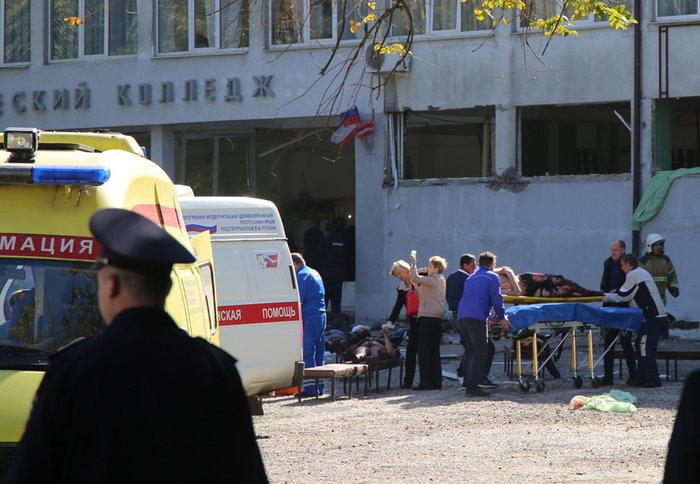 Κριμαία: 18χρονος σπουδαστής ο δράστης της επίθεσης