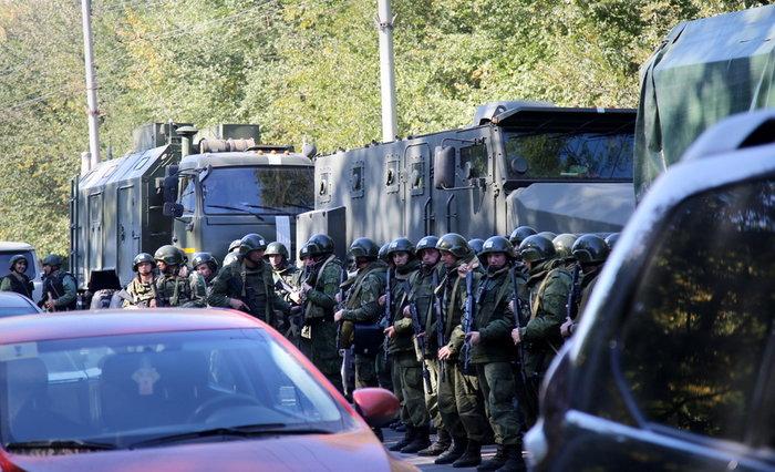 Κριμαία: 18χρονος σπουδαστής ο δράστης της επίθεσης - εικόνα 2