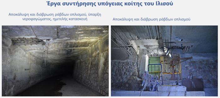 Επικίνδυνες διαβρώσεις στον Ιλισσό μετά από 60 χρόνια [φωτό] - εικόνα 7