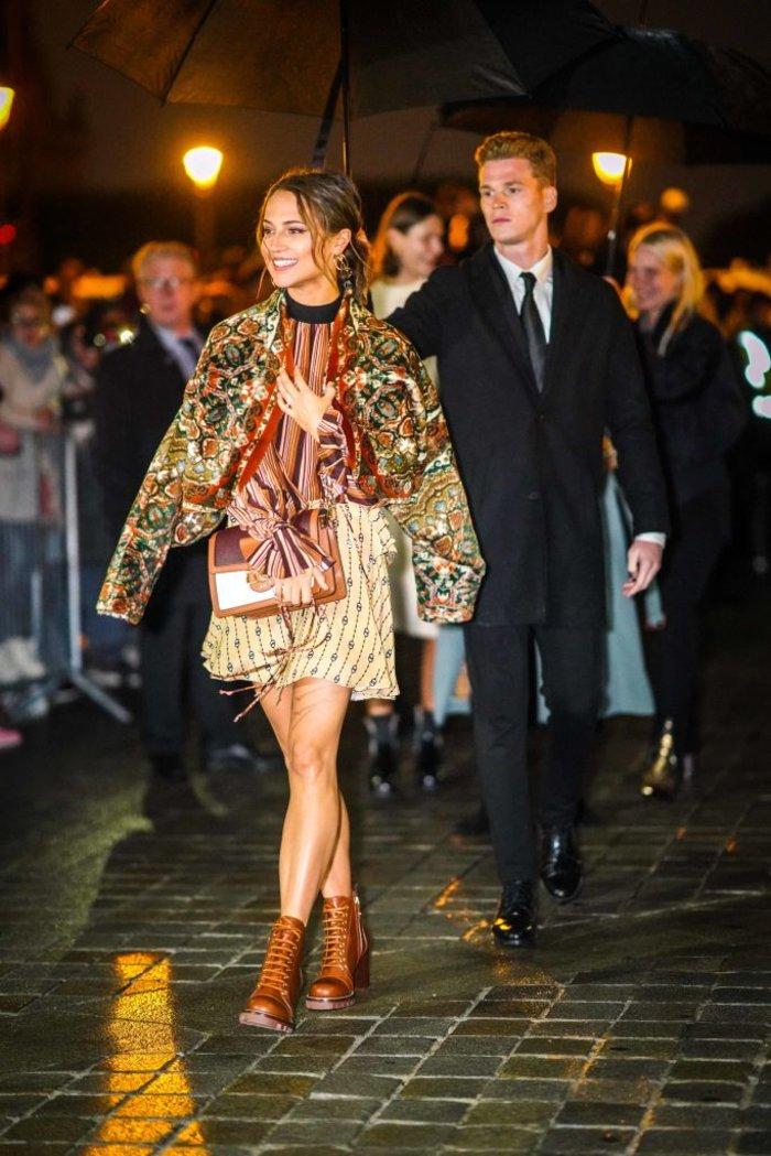 Αλίσια Βικάντερ: Το νέο fashion icon με την σπάνια vintage ομορφιά