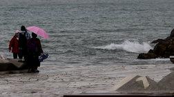 """Ξεκινά η εβδομάδα του """"Ορέστη"""" με βροχές, καταιγίδες και χιόνια"""