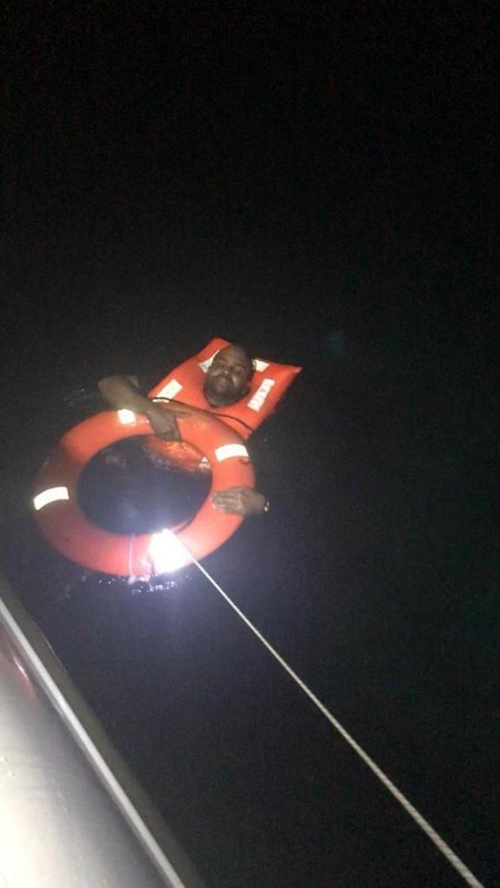 Συγκλονιστικές εικόνες από το ναυάγιο με μετανάστες ανοικτά της Κω