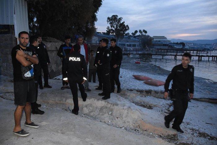 Συγκλονιστικές εικόνες από το ναυάγιο με μετανάστες ανοικτά της Κω - εικόνα 5