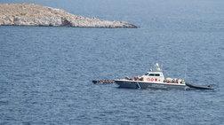 Πρόσκρουση πλοίου σε βραχονησίδα ανοιχτά της Μονεμβασιάς
