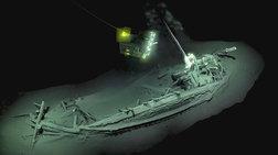 Μαύρη Θάλασσα: Ανακαλύφθηκε άθικτο αρχαίο ελληνικό πλοίο 2.400 ετών