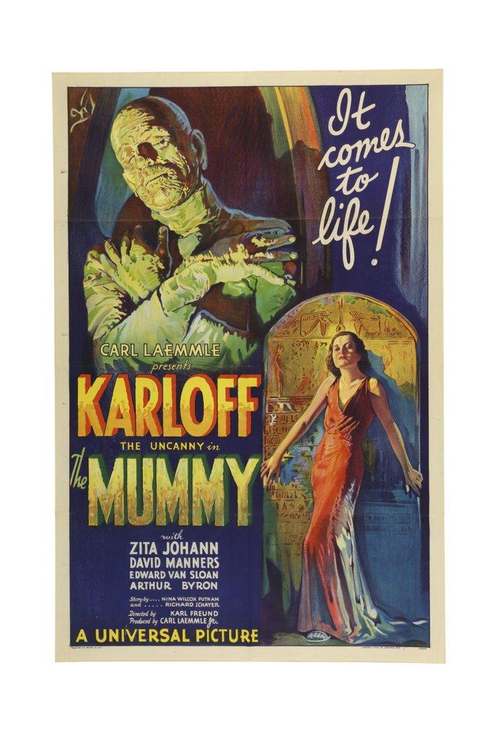 """Η αφίσα της ταινίας """"Μούμια"""" αναμένεται να σπάσει κάθε ρεκόρ"""