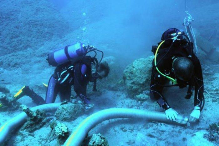 Νέα στοιχεία από το ναυάγιο του πλοίου του Ελγιν στα Κύθηρα