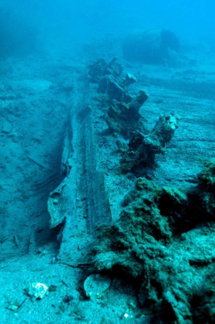 Νέα στοιχεία από το ναυάγιο του πλοίου του Ελγιν στα Κύθηρα - εικόνα 2