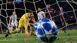 """Μεγάλα ματς στο Champions League-""""Έλαμψαν"""" Μπάρτσα, Λίβερπουλ (βίντεο)"""