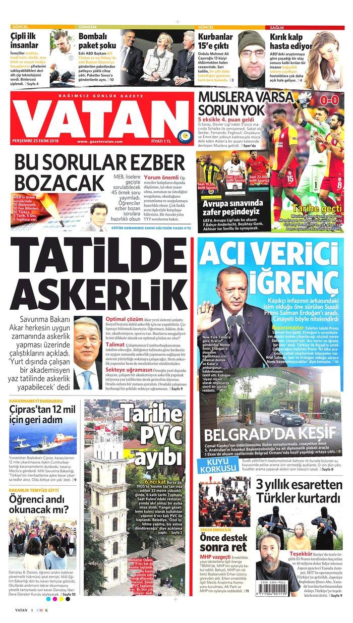 Υποχώρηση Ελλάδας για τα 12 μίλια βλέπει ο τουρκικός Τύπος