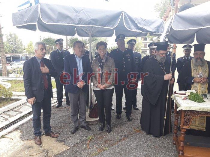 Δωρεά 30 οχημάτων στην Ελληνική Αστυνομία από την οικογένεια Λεμπιδάκη - εικόνα 2