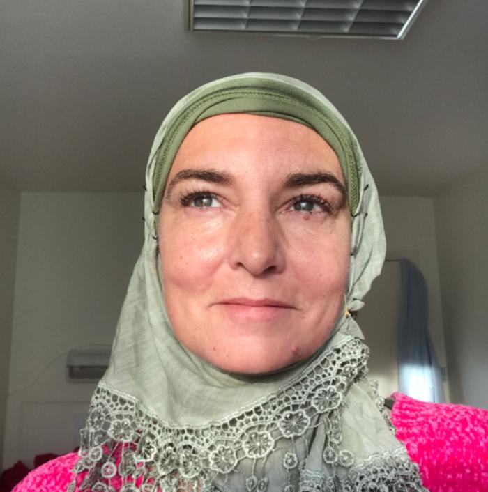 Η Σινέντ Ο' Κόνορ ασπάστηκε το Ισλάμ και λέγεται Σουxάντα Νταβίτ - εικόνα 2
