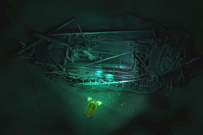 Το ατόφιο ναυάγιο της Μαύρης Θάλασσας που θα μείνει για πάντα στο βυθό - εικόνα 4
