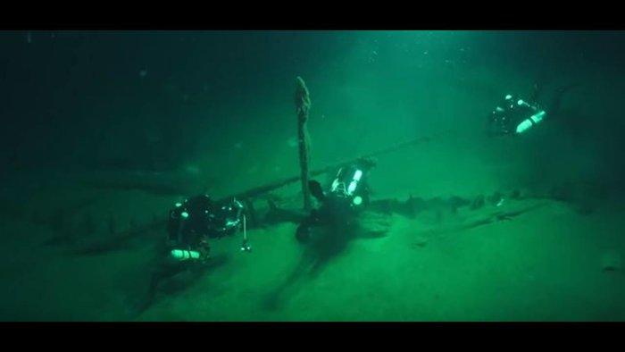Το ατόφιο ναυάγιο της Μαύρης Θάλασσας που θα μείνει για πάντα στο βυθό - εικόνα 5
