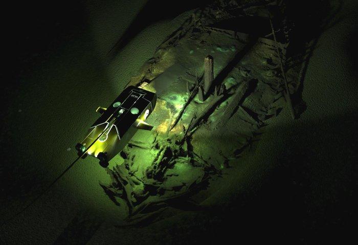 Το ατόφιο ναυάγιο της Μαύρης Θάλασσας που θα μείνει για πάντα στο βυθό - εικόνα 7