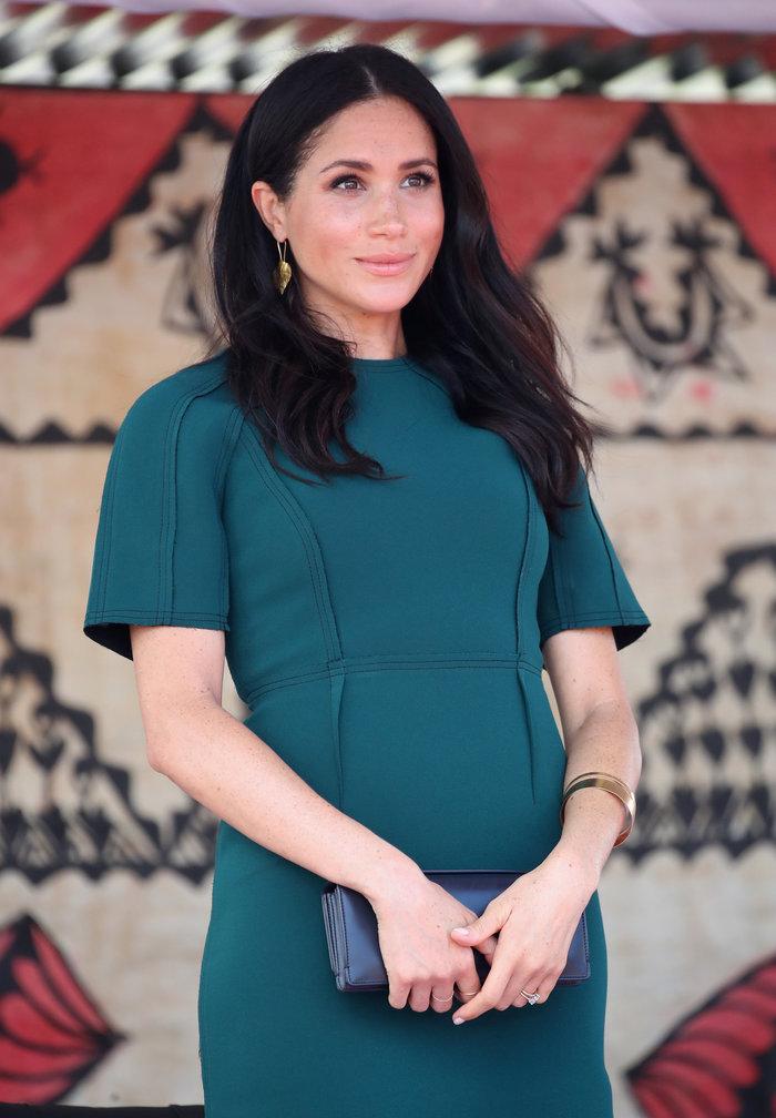 Μέγκαν Μαρκλ: Η μάλλον αποτυχημένη προσπάθειά της να ντυθεί πριγκίπισσα