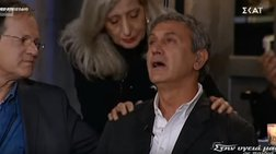 Κατέρρευσε ο Νταλάρας: Πέταξε το μικρόφωνο και ξέσπασε σε κλάματα