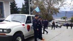 Μητέρα Κατσίφα: Είδα πάνοπλους αστυνομικούς να εισβάλουν στο σπίτι