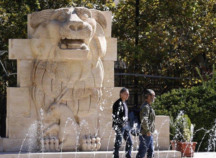 H Συρία άνοιξε ξανά το περίφημο αρχαιολογικό μουσείο της Δαμασκού