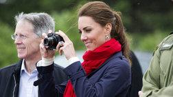 Ο απίστευτος λόγος που η Κέιτ φωτογραφίζει η ίδια τα παιδιά της