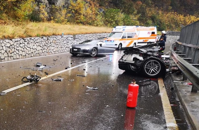 Audi R8 ψάχνει… το άλλο του μισό - εικόνα 2