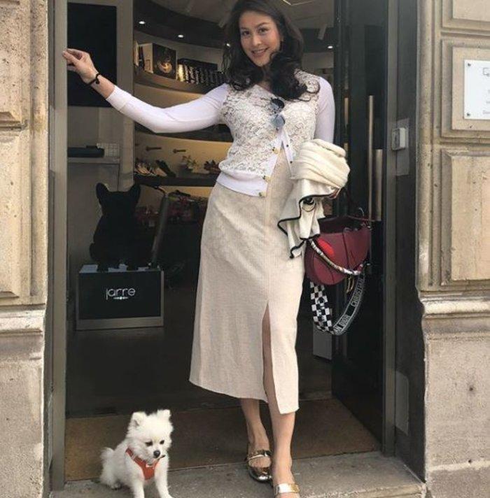 Η πρώην Μις Ταϊλάνδη στα θύματα του ελικοπτέρου της Λέστερ
