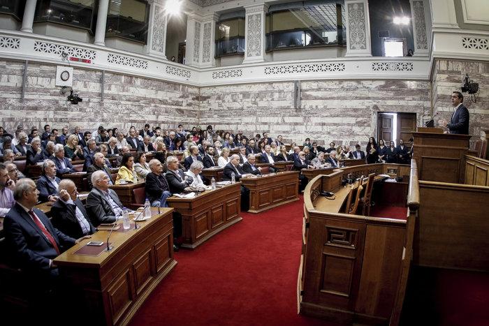 Οι προτάσεις του πρωθυπουργού για τη συνταγματική αναθεώρηση