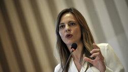 Αχτσιόγλου: Συζητάμε ακύρωση όχι αναβολή των νέων μειώσεων στις συντάξεις