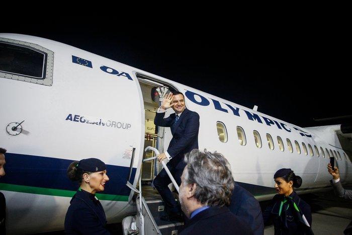 Επαναλειτουργία της αεροπορικής γραμμής Αθήνας-Σκοπίων - εικόνα 3