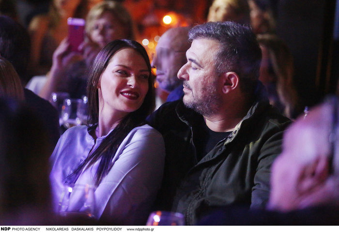 Η Μαρία Μπεκατώρου λατρεύει τον σύζυγό της: Οι τρυφερές στιγμές τους - εικόνα 5