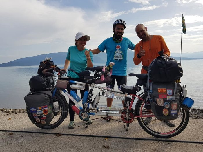 #kalosyniproject: Ταξιδεύει σε 4 χώρες χωρίς χρήματα - εικόνα 3