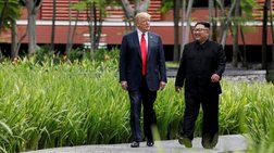 «Τελεσίγραφο» Κιμ υπονομεύει τις διαπραγματεύσεις με τις ΗΠΑ