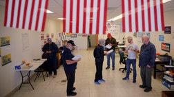 Στις κάλπες την Τρίτη οι ΗΠΑ για τις ενδιάμεσες εκλογές