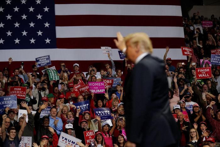 Ατυπο δημοψήφισμα για τον Τραμπ οι ενδιάμεσες εκλογές στις ΗΠΑ