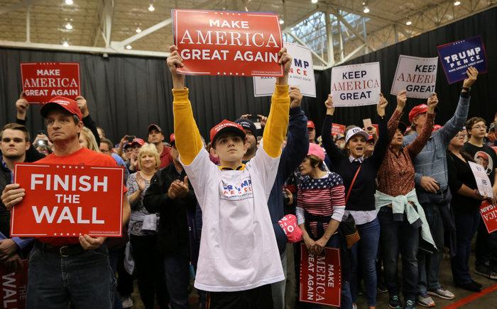 Ατυπο δημοψήφισμα για τον Τραμπ οι ενδιάμεσες εκλογές στις ΗΠΑ - εικόνα 3