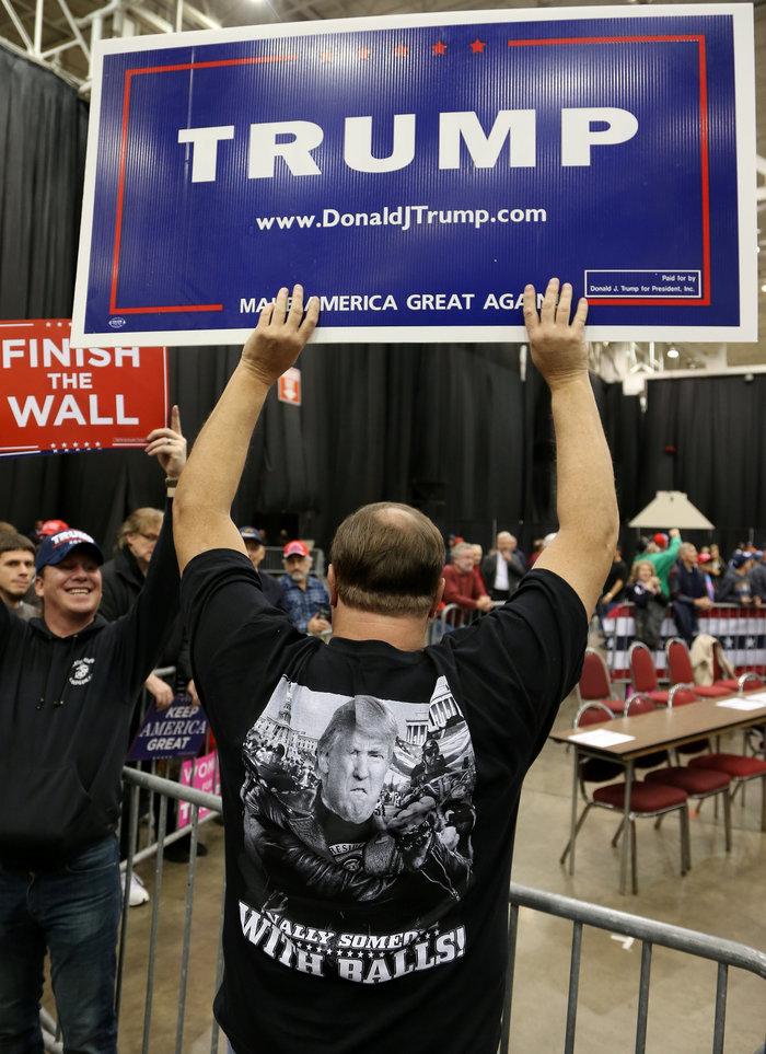 Ατυπο δημοψήφισμα για τον Τραμπ οι ενδιάμεσες εκλογές στις ΗΠΑ - εικόνα 4