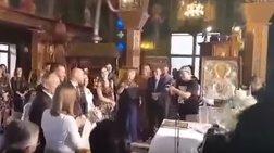 Πάργα: Η τρομερή αντίδραση του γαμπρού όταν η νύφη του πάτησε το πόδι