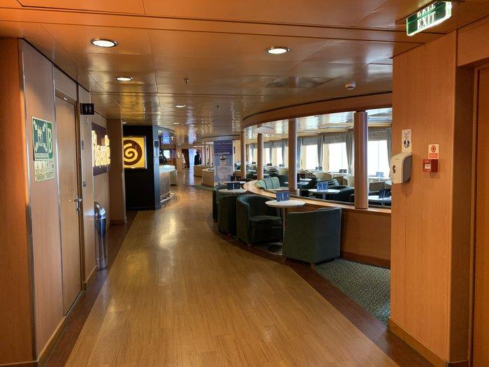 Science on Board και Συνέντευξη τύπου onboard στο Blue Star 2