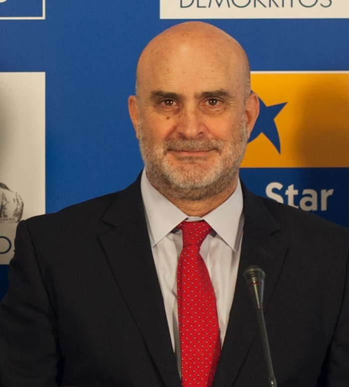 Δρ. Γεώργιος Κουνέσης, διευθυντής του ΕΚΕΦΕ Δημόκριτος