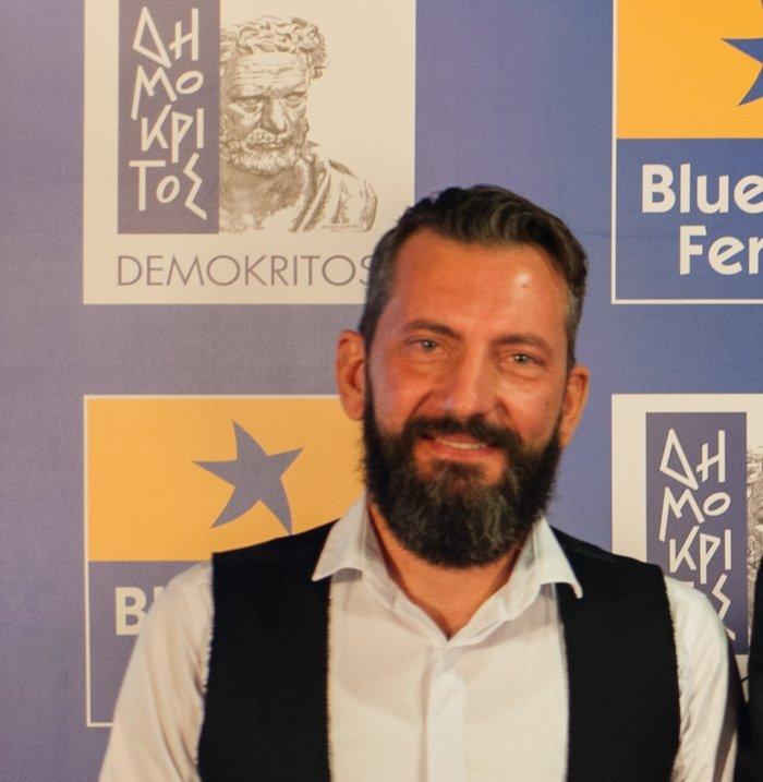 O ερευνητής του ΕΚΕΦΕ Δημόκριτος, Λευτέρης Κουκιανάκης