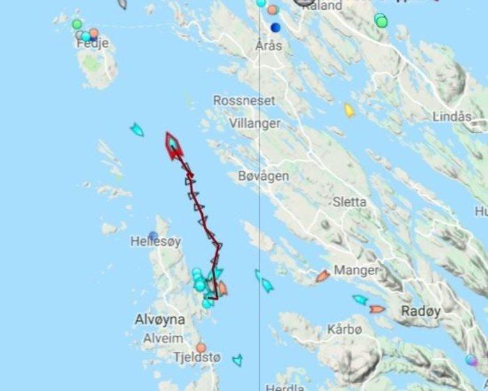 Σύγκρουση ελληνικού τάνκερ με νορβηγική φρεγάτα στη Β. Θάλασσα (βίντεο)