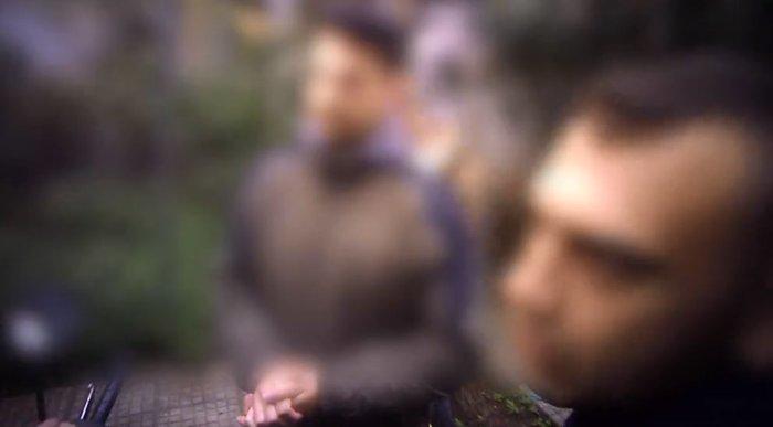 Ο Ρουβίκωνας κάνει έλεγχο στοιχείων σε αστυνομικούς -βίντεο