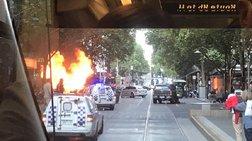 Bίντεο - σοκ από την επίθεση με μαχαίρι στη Μελβούρνη