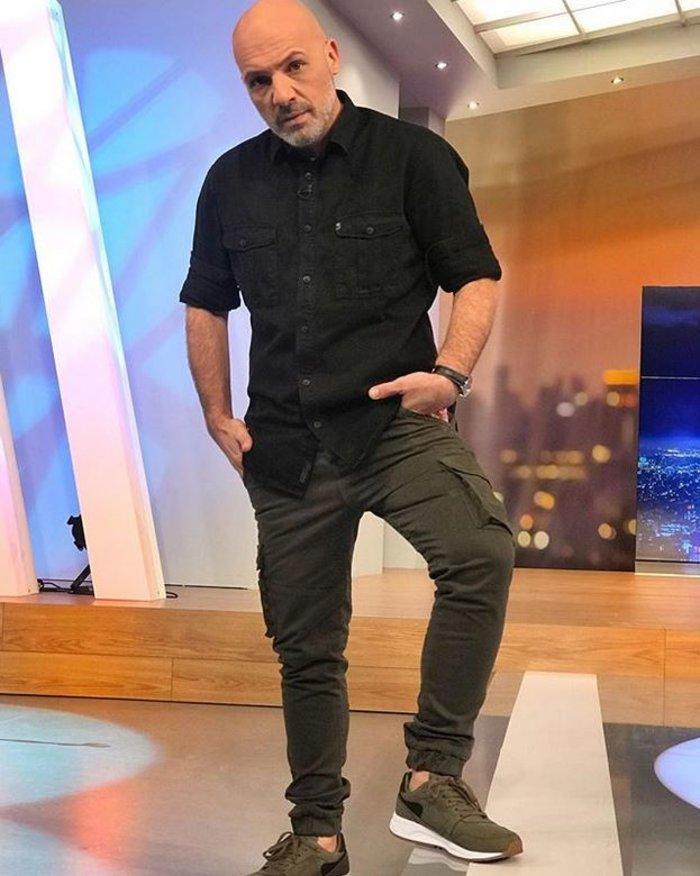 Νίκος Μουτσινάς: Έτσι κατάφερα να χάσω 17 κιλά μέσα σε λίγους μήνες - εικόνα 2