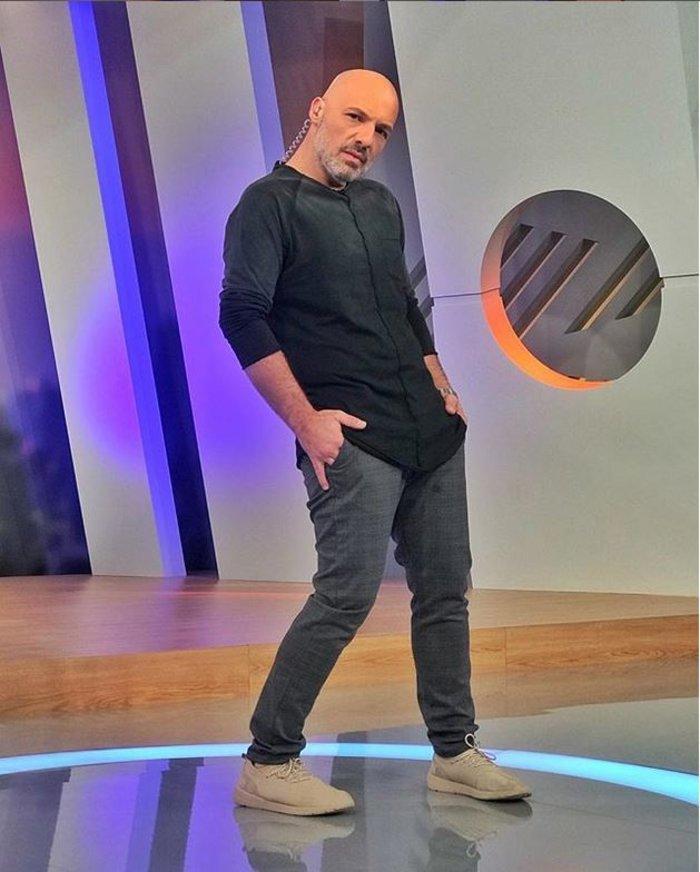 Νίκος Μουτσινάς: Έτσι κατάφερα να χάσω 17 κιλά μέσα σε λίγους μήνες - εικόνα 3