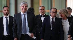 Ιταλία: Χωρίς ουσιαστική πρόοδο η συνάντηση Σεντένο-Τρία